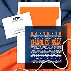 Flexible plastic invitation