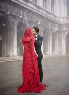 An Enchanting Elopement in Venice from Archetype Photography