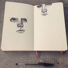 artist unknown // sketchbook //