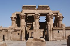 Kom Ombo  - Our Egyptian adventure 2008
