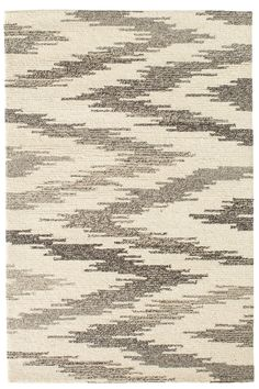 Dashandalbert Chekat Grey Wool Micro Hooked Rug A On Version