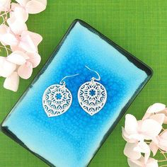 Online Shopping For LAVISHY Unique And Beautiful Filigree Earrings – LAVISHY Boutique Filigree Earrings, Gold Plated Earrings, Pendant Earrings, Flower Earrings, Silver Earrings, Travel Accessories, Fashion Accessories, Fashion Jewelry, Clothing Boutiques