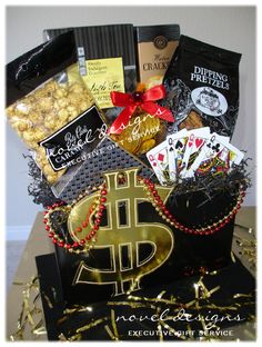Regal Riches Gift Basket
