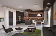 Sykora Elite - kitchen design, architect Le_Cram
