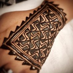 Men Henna Tattoo, Mahndi Design, Henna Style, Henna Artist, Henna Patterns, Henna Designs, Mehendi, Islamic Art, Woodworking Crafts