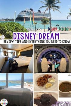 Everything You Need To know About The Disney Dream Disney Cruise Ship - Fun with Mama #disney #cruis