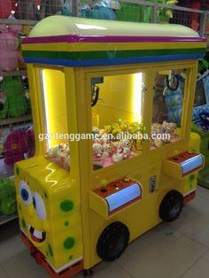 Claw Machine Arcade Claw Machine Pinterest Claw