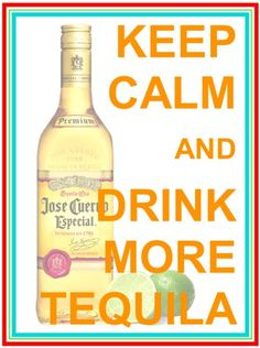 FREE diy printable for a fiesta or cinco de mayo, Keep calm and drink more tequila