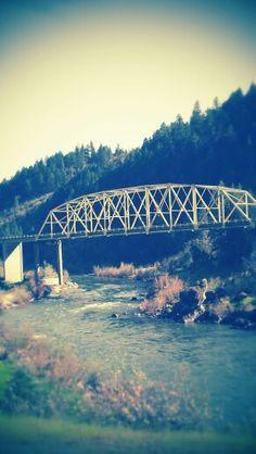 Beautiful bridge! Took this myself!