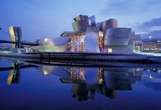 Guggenheim Museum, I need to see it!