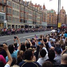 Cycle Race - Day 1 of the Olympics