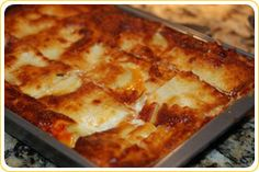 "Absolute Best Ever Lasagna: ""Really outstanding .- Absolute Best Ever Lasagne: ""Wirklich hervorragend. Die Kombination von Hackflei… Absolute Best Ever Lasagna: ""Really excellent … The combination of minced meat and … – food! Meaty Lasagna, Italian Sausage Lasagna, Lasagna Food, Lasagna Noodles, Italian Sausage Casserole, Turkey Lasagna, Baked Lasagna, Seafood Lasagna, Slow Cooker Lasagna"
