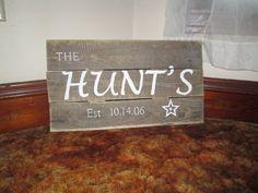The Hunt's Est.