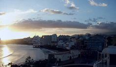 El Médano, #Tenerife #sunset