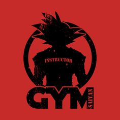 Check out this awesome 'Saiyan+GYM+Instructor' design on @TeePublic!