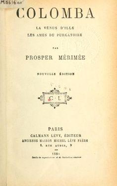 Prosper Mérimée - Co