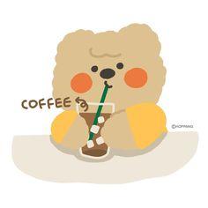 Cute Small Drawings, Kawaii Drawings, Korean Illustration, Cute Illustration, Cute Anime Wallpaper, Cute Cartoon Wallpapers, Journal Stickers, Cute Doodles, Aesthetic Stickers