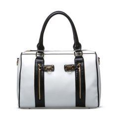 Black & White Handbag