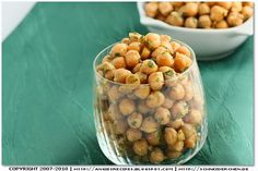 Chickpea Salad with Cumin