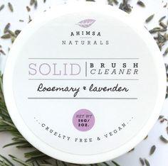 AHIMSA NATURALS BRUSH CLEANER