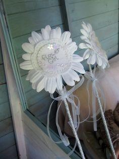 Flower Girl wand