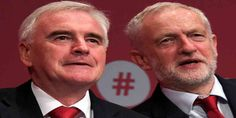 """Top News: """"UK POLITICS: Labour Party Shifts on Brexit"""" - https://i2.wp.com/politicoscope.com/wp-content/uploads/2017/09/John-McDonnell-AND-Jeremy-Corbyn-UK-LABOUR-PARTY-UK-POLITICS-NEWS.jpg?fit=1000%2C500 - Labour's Brexit spokesman Keir Starmer said the party was ready to be """"the grown-ups in the room"""" and take charge of negotiations to leave the EU, cautioning against taking anything off the table when looking at Britain's future ties with the EU.   Starmer told h"""