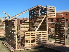 Pallethouse
