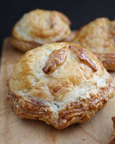 This beef stroganoff is a delicious meal in its own right, but make it into these flaky, buttery pies and this dish gets taken to a whole new level!