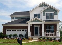 Ryland homes garrett model