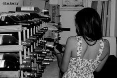 Photo: Δημήτρης Καρυδιάς| Ηλικία 21| Φοιτητής στο Τμήμα Τεχνολογίας Γραφικών Τεχνών, ΤΕΙ Αθήνας  Τίτλος Φωτογραφίας: «Κρασί, θάλασσα και τ'αγόρι μου»