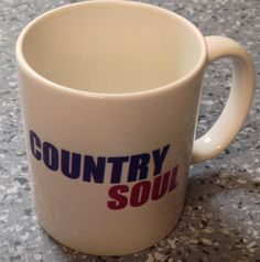 Derek Ryan Country Soul Mug Buy HERE: http://derekryanmusic.com/store-4/