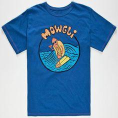 MOWGLI SURF Show Off Mens T-Shirt