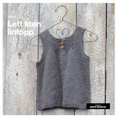 Lett liten lintopp - Oppskrifter - Nettbutikk - Design by Marte Helgetun