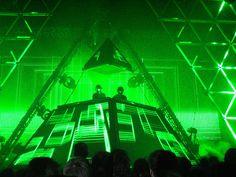 Daft Punk Pyramid