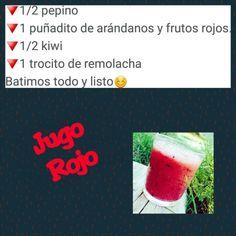 Jugo Rojo