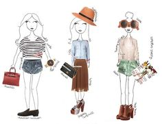 MODE My Style, Polyvore, Fashion, Fashion Styles, Moda, Fashion Illustrations