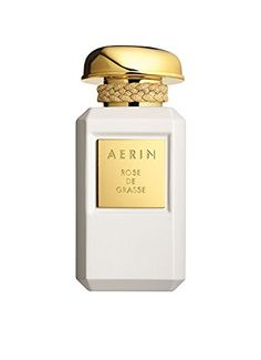 """Aerin Rose De Grasse Parfum Spray 1.7oz/50ml. I've always been inspired by the timeless beauty of roses. Rose de Grasse represents the most rare and special of these flowers."""" -Aerin Lauder. A parfum inspired by the rose, the timeless symbol of beauty and femininity. Style: Rich, floral/rose."""