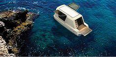 Gambo Design floating caravan
