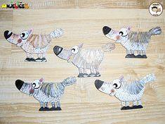 anjelicek / Magnetka - vlk Moose Art, Animals, Animales, Animaux, Animal, Animais
