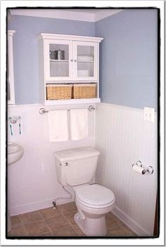 I bought a cabinet similar to this at the Army. Need to install in our half bath.