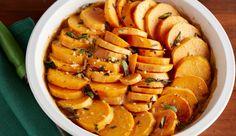 5 receitas saborosas e saudáveis com batata doce... Há para acompanhamentos, sopa e até scones.