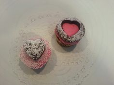 Sweetheart cupcakes by A Cupcake Queen - Crystal Gruber.