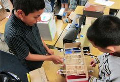 Go Public: Film Project. Caine's Arcade: Cardboard Challenge & Global Day of Play