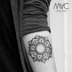Iam proud to inked my lovely friend @frauhuffelpuff #mandala #arm #littlemandala #dots #lines #mandalatattoo #macisback #backtowork #circle #littletattoo #smalltattoo #girl #ink #inked #inkedgirl #inkstagram #macfineline #macmotive #macfinelinetattoo #stilbruch #stilbruchtattoo #berlin #filigran #fineline #tattoooftheday