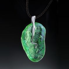 """Pendant Necklace (My Way to Love You) - """"An Earth Shattering Love II"""""""