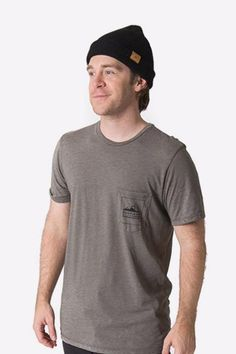 A fun spot of colour perfects this simple pocket tee. The Echo takes the basics to the next level. Regular fit Garment dyed for soft hand feel organic cotton, recycled plastic Preshrunk Water based screen print on chest pocket Aw 17, Soft Hands, Repeat, Organic Cotton, Charcoal, Fitness, Mens Tops, T Shirt, How To Wear