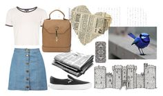 No. 362 by emmdaisy on Polyvore featuring Topshop, Boohoo, Vans, Handbag Republic and INDIE HAIR