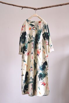 Traditional Expressionist Artist Dress