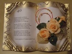 Altered Books, Crafts To Make, Anniversary Gifts, Diy, Design, Antique Books, Art, Book Art, Gifts