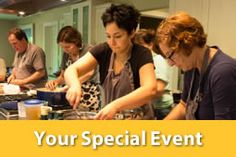 Think local. Private and group bookings welcome. Enjoy private classes with friends and family. Cooking Classes, Special Events, Places To Go, Group, Heart, Hearts